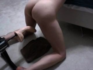 Receiving Anal Like A Horny Slut Should