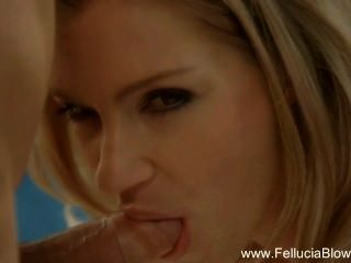 A Blonde Blowjob
