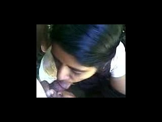 Mallu Teen Outdoor Blowjob And Swallow Cum.