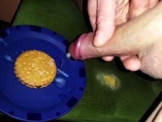 Cum of Food Compilation -