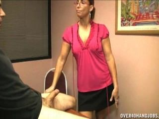 Over40 Handjobs - Stacie Starr