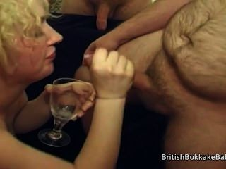 Cumshots And Facial