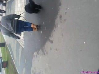 Spy Teens Ass Street Romanian