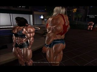 Ultimate Muscle 1