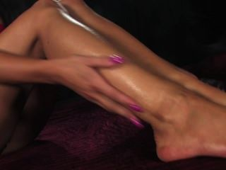 Goddess Oiled Feet