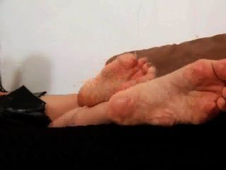 Hot Asian Foot Dom
