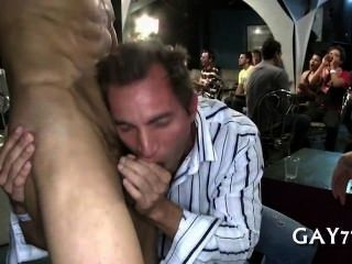 Boys Suck A Cock In Public