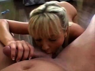 Sexy Blonde Blows