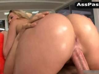 Alexis Texas Gets Fucked In Doggy Style