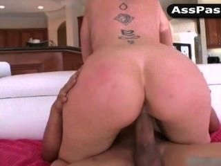 Anal Sex By Pornstar Sara Jay