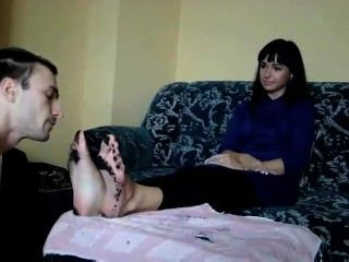 Dirty Feet Worship