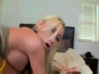 Schoolgirl Madison Scott Takes Big Dick