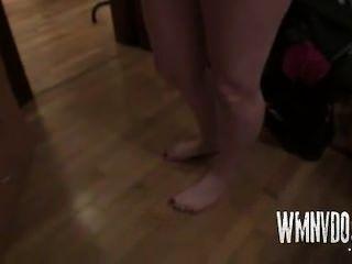 Horny Pregnant Amateur