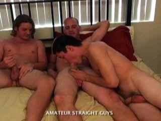 Amateur 3some