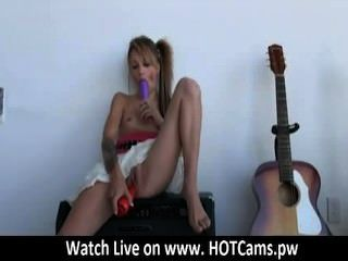 Cam To Cam Tattooed Emo Girl Toying Her Pussy On Webcam - Www.hotcams.pw