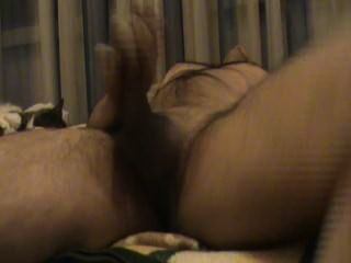 He Is Jerking Off For You