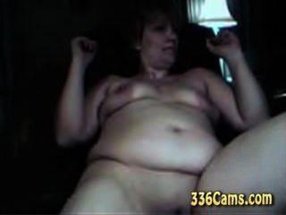 48 Years Dalila Masturbates Her Pussy On Webcam