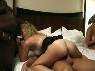 Gangbang Cathy And Friend
