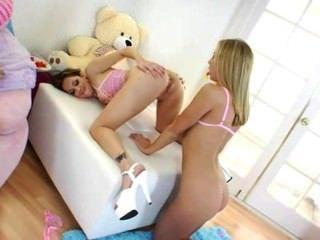 Sweet Girls Deep Dildoing Anuses