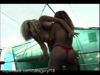 The Best In Female Wrestling At Clips4sale.com