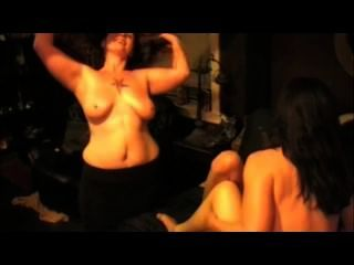 Home Made All Girl Orgy - Scene 2