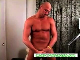 Maxx Diesel Cum Eating Jerk Off