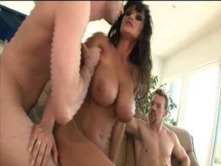 Lisa Ann Gets The D
