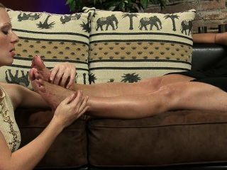 Chechfeet Sexy Milf Feet Worship.
