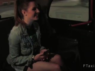 Twenty One Years Old Amateur Fuck In Taxi