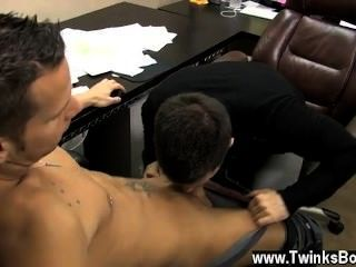 Sexy Gay Poor Tristan Jaxx Is Stuck Helping, But That Guy Knows How To