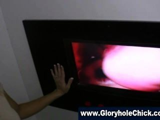 Amateur Gloryhole Girl Stripping