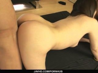 Nasty Haruka Oosawa In Hardcore Group Sex!