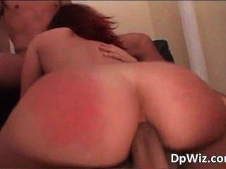 Redhead Rimjob & Dap