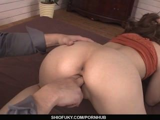 G-cup Megu Kamijyo Double Oral Hard Banging
