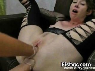 Naughty Amazing Erotic Fisting