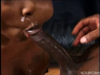 Big Black Cock On Black Beauty