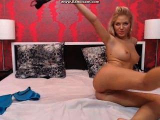 Blonde Romanian Girl Hot Videochat
