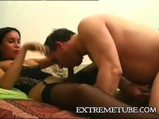 She N Him - Jerk N Suck N Fuck N Cum