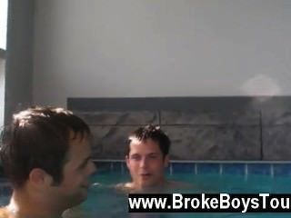 Gay Porn After Persuading Jc With Additional Money To Pay Off His Bills,