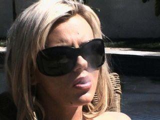 Bree Olson Smoking Cork