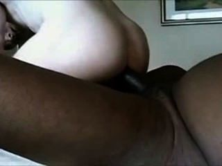 Black Daddy Fucks White Twink