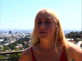 Jessica Darlin Smokes And Talks