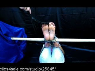 Great Bastinado Action At Clips4sale.com