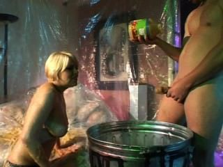 Garbage Pail Girls 3 - Scene 1