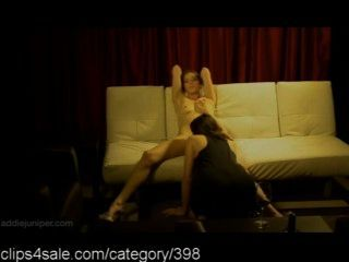 Hot Girl-girl Action At Clips4sale.com