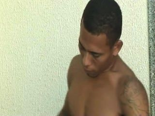 Insatiable French Boy D.p.d Bareback By 2 Latinos