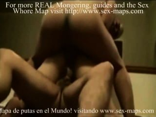 Latin Whore Makea A Visitator Welcomed
