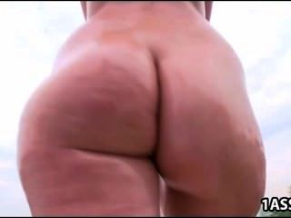 Summer Rae Gets Her Perfect Ass Fucked