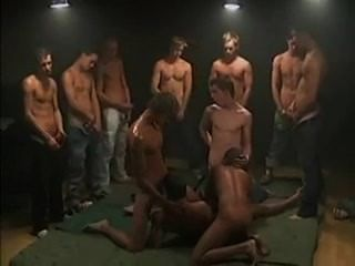 Gay Group Gets Fucked Part 2