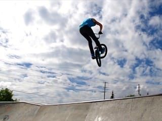 Bmx Edit (slow-motion)